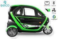 Voiture électrique CEE Geco Ole 2000 V4 2kW