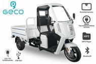 Voiture électrique CEE Geco Truck XP 3kW