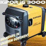 GROUPE electrogéne IG3000 3KVA