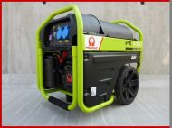GROUPE  ÉLECTROGÈNE  Honda PRAMAC PX4000 3KVA 230V