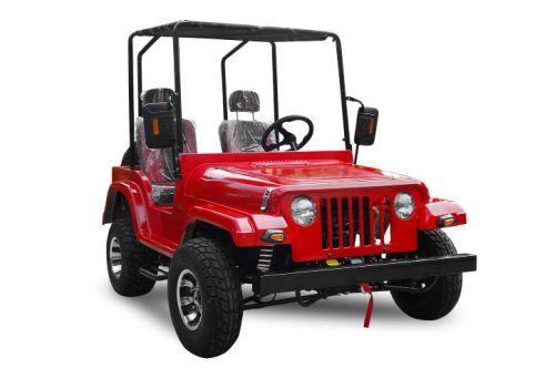 Jeep willys 200cc offroad boite auto + MA