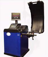 Machine Equilibreuse de roue 10 A 24'' semi auto LCD 17'' (DWC-3)