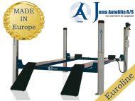 Pont élévateur 4 colonnes - Alignement (JA5000F-E)