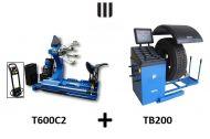 PACK P-01-T600C2 + TB200 SPECIAL POIDS LOURS, BTP, AGRICOLE