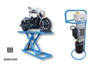 Table élévatrice 700kg, spécial, motos  ASM0703He