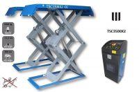 Pont ciseaux  3.5TN 220-380V  TSC3500X2