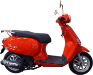 SCOOTER 125CC BEE