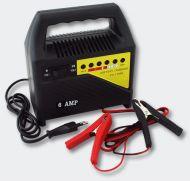Chargeur de batterie rapide 1106S 6A 6-12V