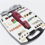 Mini perceuse avec tige flexible 234 accessoires outil multifonction