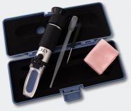 Réfractomètre pour antigel et acide batterie