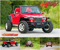 Buggy 1100cc JEEP1100 4x2 CEE 2 places